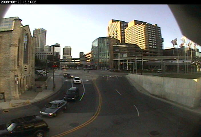 Detroit Tunnel  webcam photo 5