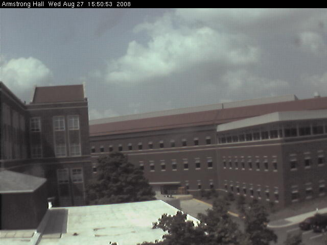Purdue University - Neil Armstrong Hall from Civil Engineering photo 2