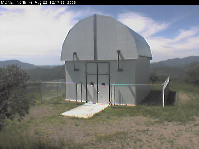 The MONET North site at the McDonald Observatory  photo 3
