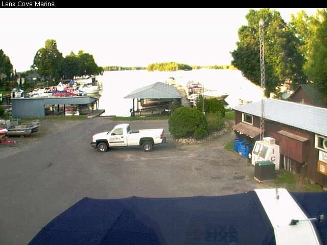 Lens Cove Marina WebCam photo 3