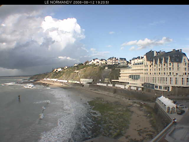 France - The Normandy beach photo 1