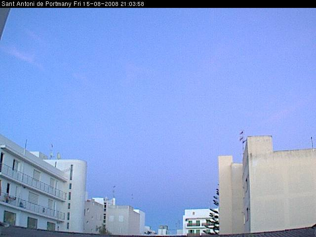 Webcam from Sant Antoni de Portmany  photo 5