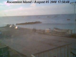 Ascension Island - Pierhead webcam photo 2