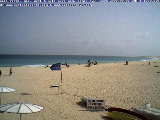 Sal island - Santa Maria beach photo 5