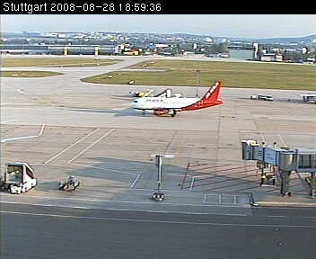 Stuttgart Airport WebCam photo 5