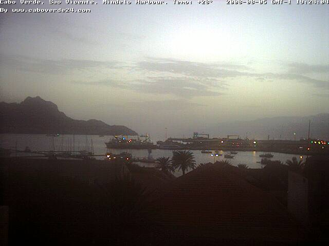 Sao Vicente Island - Mindelo Harbour photo 1