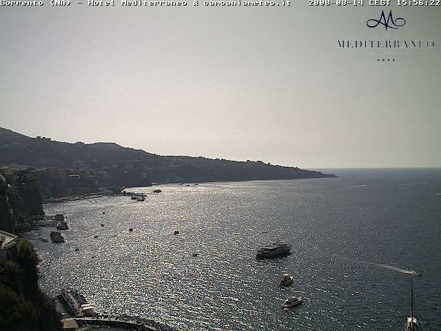 Gulf of Sorrento from Saint Agnello photo 6