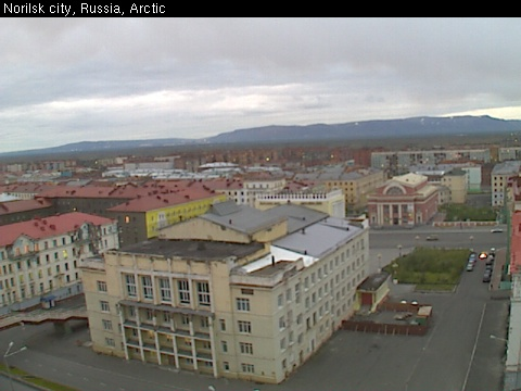 Russia - Norilsk city photo 4