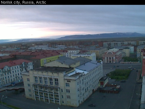 Russia - Norilsk city photo 1