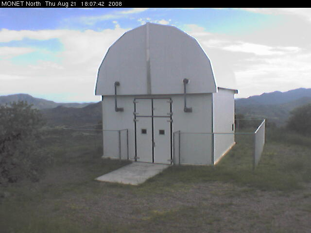 The MONET North site at the McDonald Observatory  photo 1