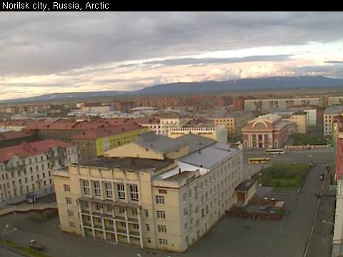 Russia - Norilsk city photo 6
