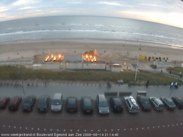 Boulevard Egmond aan Zee photo 1