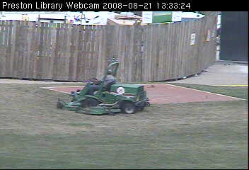 Virginia Military Institute - Preston Library Webcam photo 3