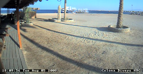 Colona Hurghada live camera photo 1