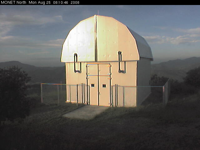 The MONET North site at the McDonald Observatory  photo 5