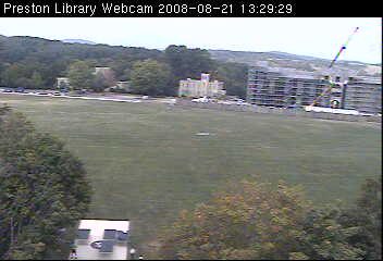 Virginia Military Institute - Preston Library Webcam photo 2