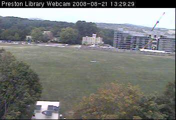 Virginia Military Institute - Preston Library Webcam photo 2