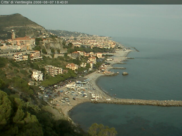 Webcam Ventimiglia photo 5