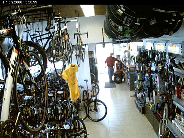 Cycling Nussdorf Donau-Fritzi Shop photo 2
