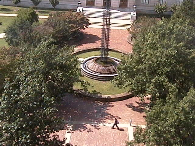 University of Arkansas - Fulbright Peace Fountain photo 5