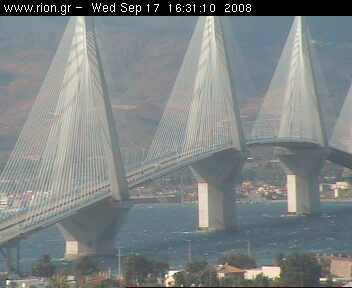 The Rion - Antirion cable-stayed Bridge photo 3