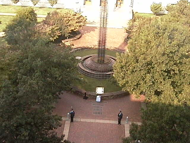 University of Arkansas - Fulbright Peace Fountain photo 2