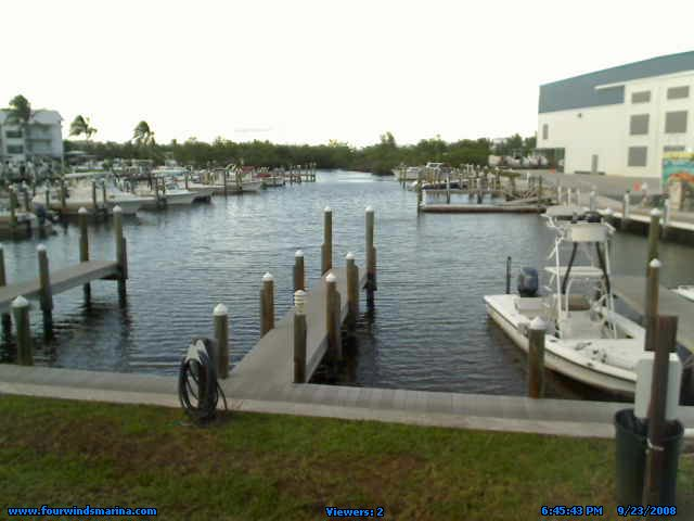 Four Winds Marina Webcam - Bokeelia photo 3