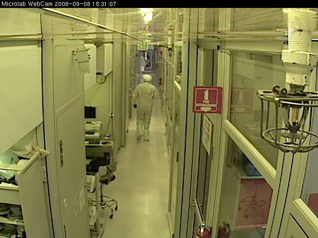 UC Berkeley - EECS - Microlab WebCam photo 6
