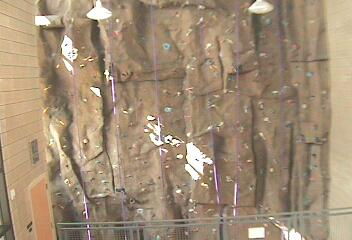 College of St. Scholastica - Climbing wall photo 6