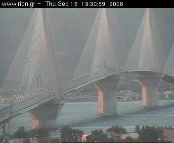 The Rion - Antirion cable-stayed Bridge photo 6