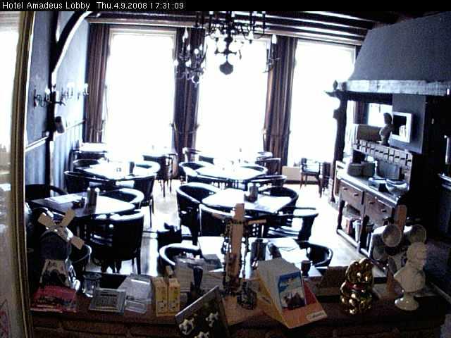 Hotel Amadeus Lobby photo 5