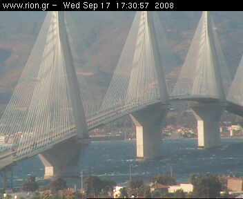 The Rion - Antirion cable-stayed Bridge photo 4