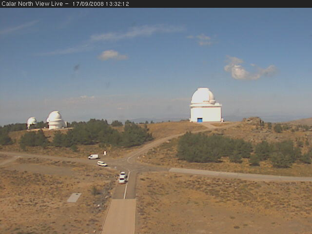 Calar Alto Astronomical Observatory photo 2