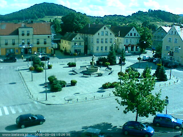 Bielawa square webcam photo 6