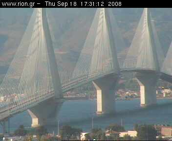 The Rion - Antirion cable-stayed Bridge photo 5