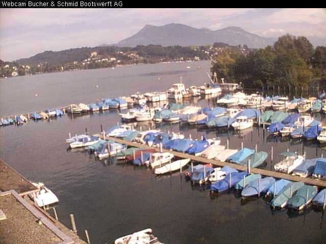 Bucher & Schmid Boatyard - Lake Luzern (Lucerne) photo 2