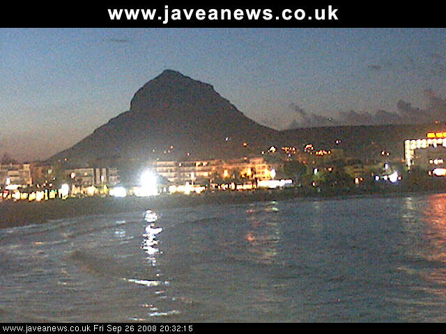 Webcam Javea photo 4