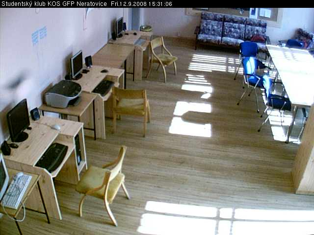 GFP, Neratovice - Pupil's room photo 2