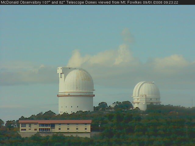 McDonald Observatory - Telescope Domes photo 6