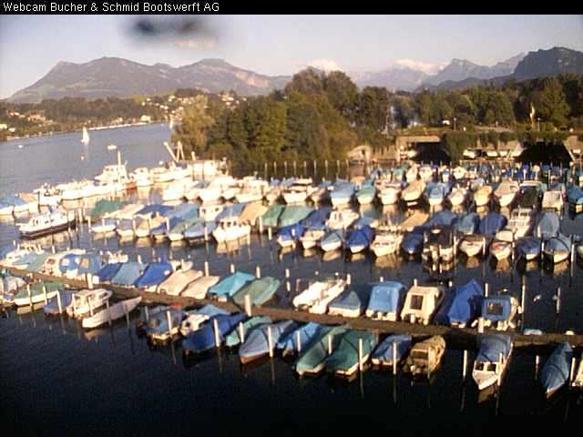 Bucher & Schmid Boatyard - Lake Luzern (Lucerne) photo 6