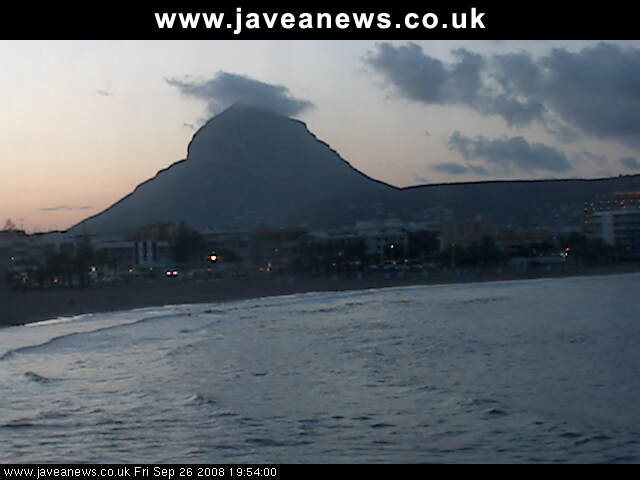 Webcam Javea photo 3
