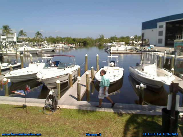 Four Winds Marina Webcam - Bokeelia photo 6
