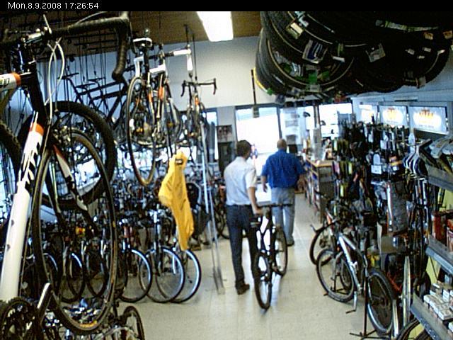 Cycling Nussdorf Donau-Fritzi Shop photo 5