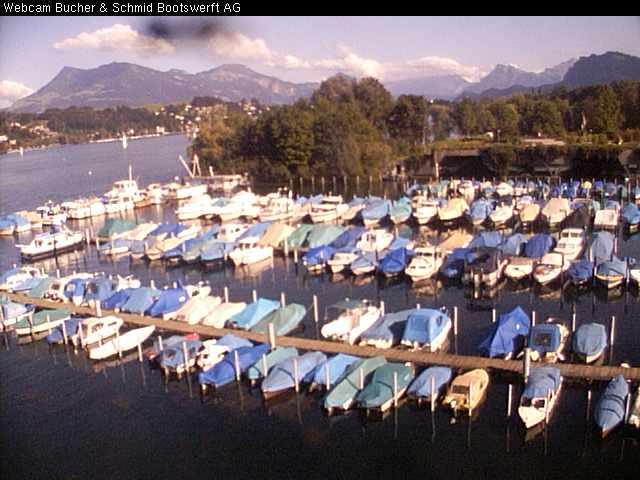 Bucher & Schmid Boatyard - Lake Luzern (Lucerne) photo 5