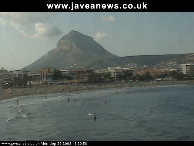 Webcam Javea photo 5