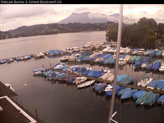 Bucher & Schmid Boatyard - Lake Luzern (Lucerne) photo 1