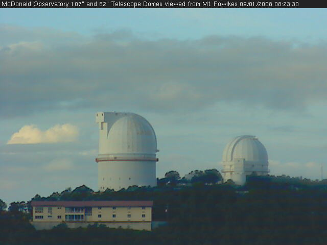 McDonald Observatory - Telescope Domes photo 5