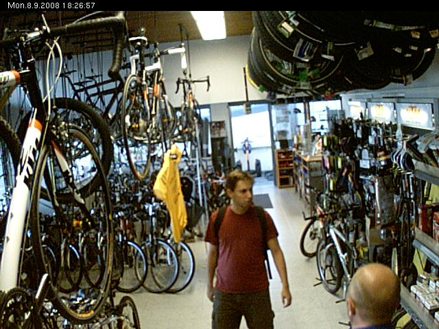 Cycling Nussdorf Donau-Fritzi Shop photo 6