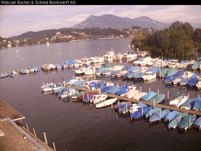 Bucher & Schmid Boatyard - Lake Luzern (Lucerne) photo 3