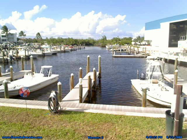 Four Winds Marina Webcam - Bokeelia photo 1